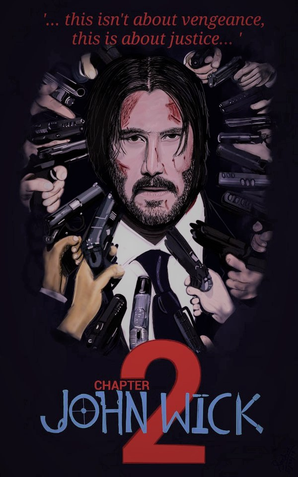 John Wick Chapter 2 Best Hollywood Movie Free Online Watch Best