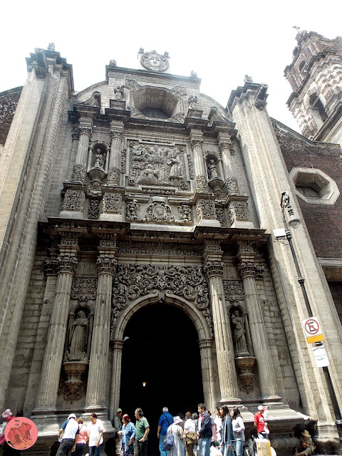 Fachada Iglesia de la Profesa