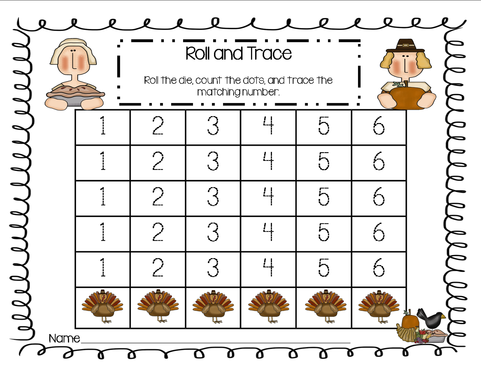 Granny Goes To School Turkey Guided Art And Writing