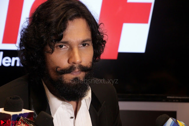 Randeep Hooda at a Press Conference of MTV Show BIGF Season 2 001.JPG