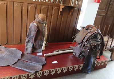 www.canionsxingo.com.br - Vestimentas tradicionais de Piranhas, Alagoas expostas no Museu do Sertão