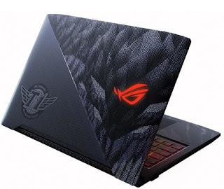 Laptop ASUS terbaru mencakup eSports dengan bantuan dari tim teratas