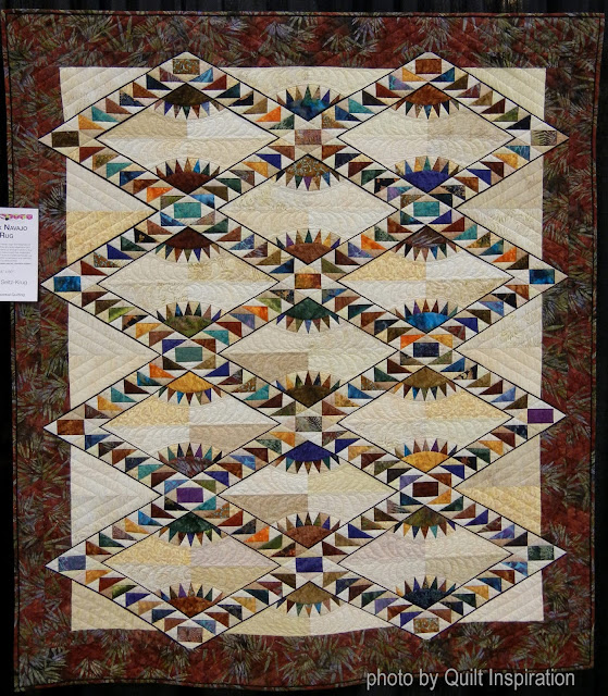 Quilt Inspiration: Southwestern Quilts