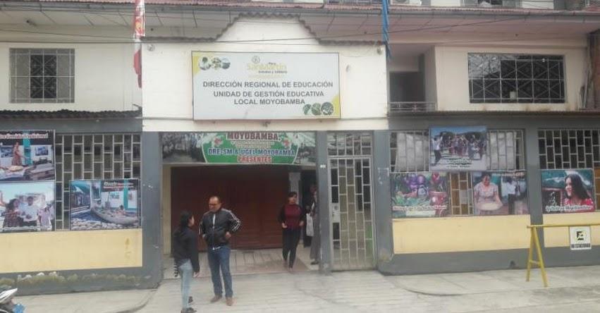 PRUEBA ÚNICA NACIONAL: Alto índice de docentes desaprobados en la DRE San Martín preocupa a autoridades