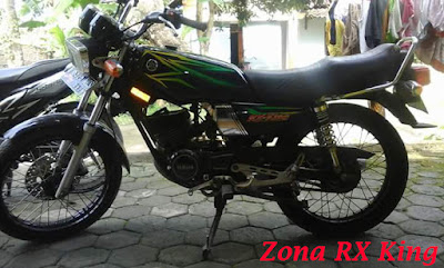 Yamaha RX King Cobra Original
