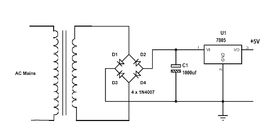 mq6 gas sensor circuit diagram