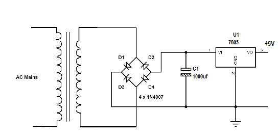 gas leak detector circuit