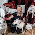 Husband ask wife to choose between him and her dogs- wife chose the dogs