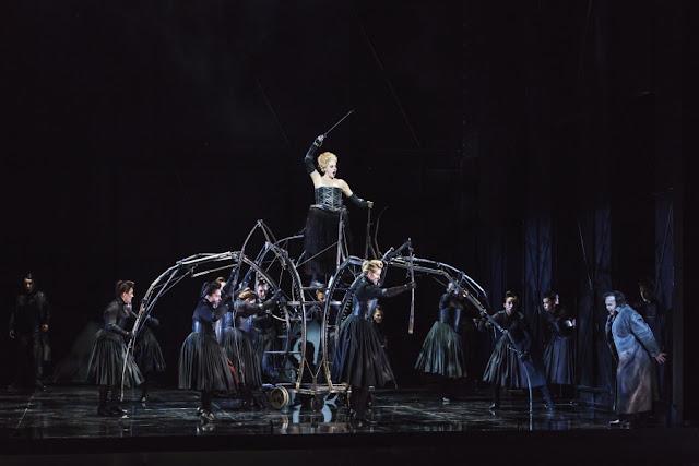 Donizetti: Roberto Devereux - Joyce El-Khoury - Welsh National Opera (photo Bill Cooper)