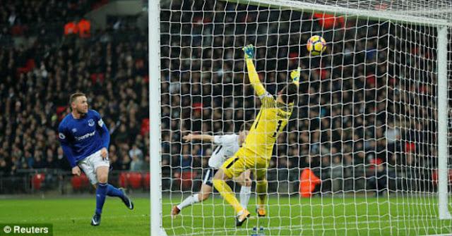 Video Tottenham - Everton: Siêu sao rực sáng, kỷ lục gọi tên 1