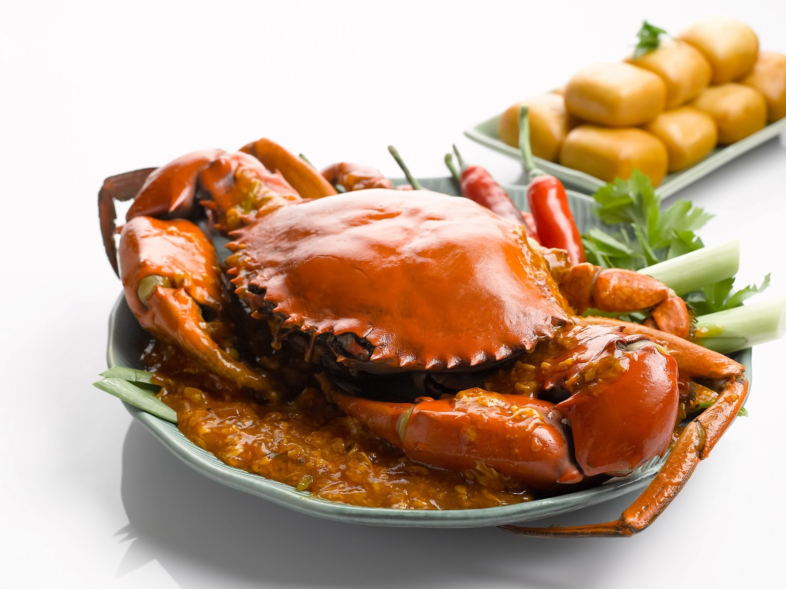 Parkroyal S Crab Feast Is Back Feast On As Many Crabs As