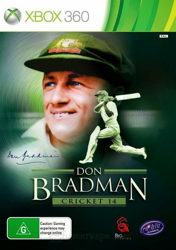 Don Bradman Cricket 14 Xbox360 PS3 free download full version