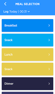 Meal selection