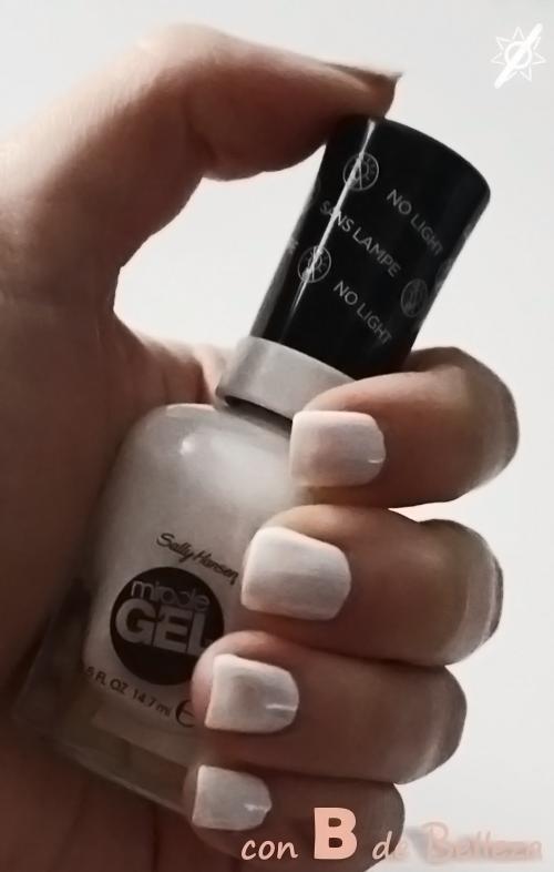 Swatch esmalte blanco