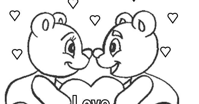 Coisinhas Para Crianças: Desenhos Do Dia Dos Namorados