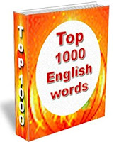 Top 1000 English Words