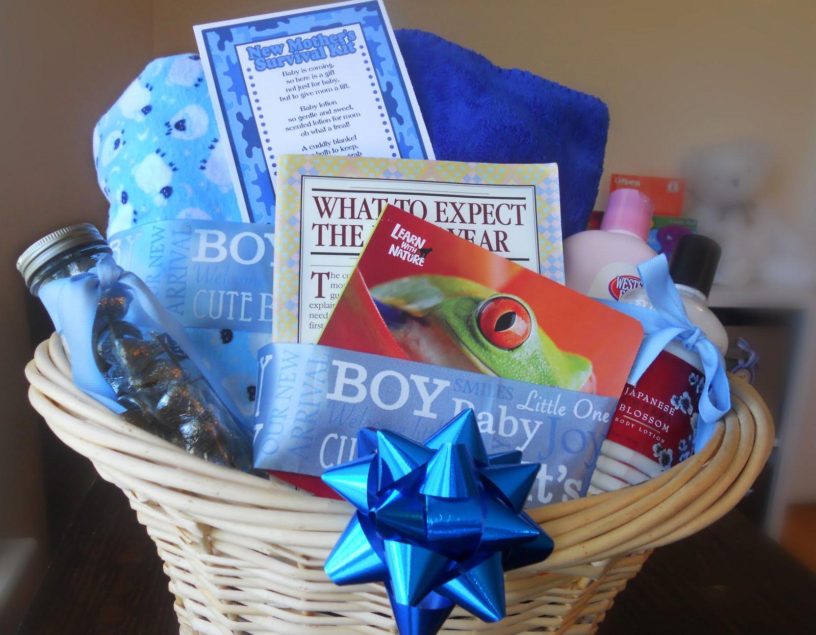 Baby Shower Gift Survival Kit  Darling Doodles