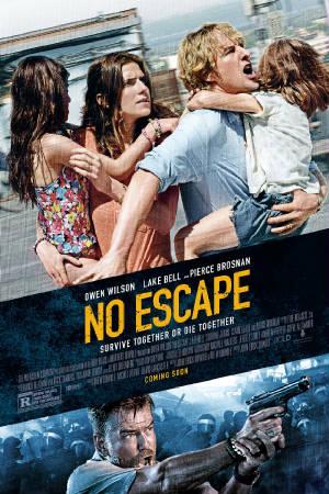 GOLPE DE ESTADO (No Escape) (2015) Ver Online - Español latino