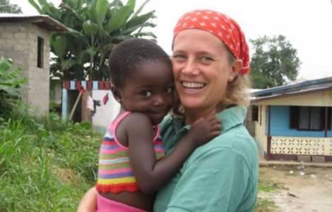 A Juventude Missionária da Espanha recorda a religiosa assassinada no Haiti.