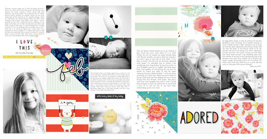 Pocket Scrapping | February 2015