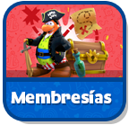 Membresías de Club Penguin Island