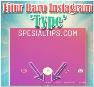 Instagram Hadirkan Fitur Baru 'Type', Begini Cara Menggunakannya