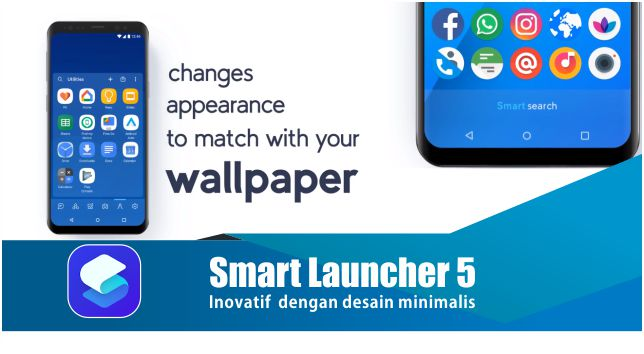Smart Launcher 5 Pro Apk Terbaru Gratis (New Release - build 065)