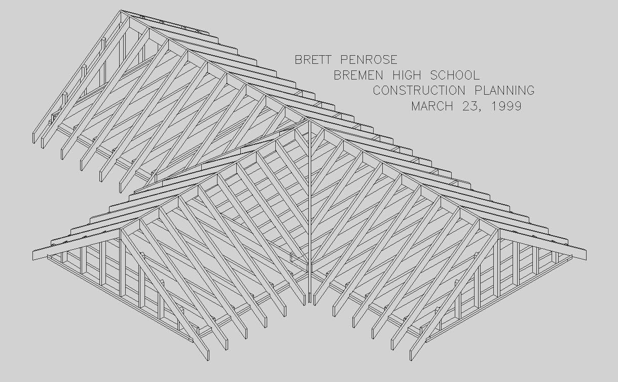 Curtis Pdf Plans Gable Roof Framing 8x10x12x14x16x18x20x22x24
