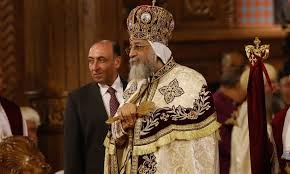 Pope Tawadros II of Alexandria meets Portuguese president next Friday
