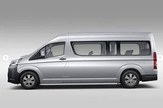 Desain Toyota Hiace facelift sudah gamblang diperlihatkan Caradvice.com