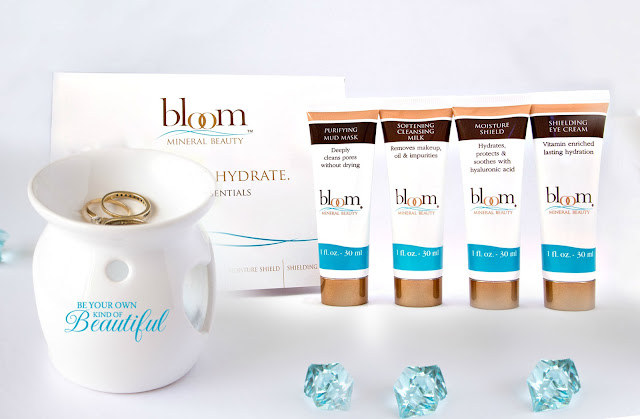 Bloom Minerals 4 Piece Set Review by barbies beauty bits