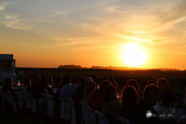 #NDBanquet15, Sunset, Farming, North Dakota