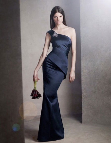 Celebrity Fashion Blog: Vera Wangs Evening Dresses