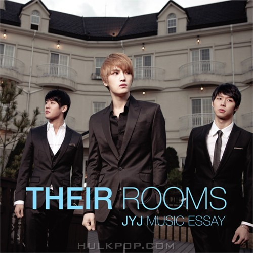 JYJ – Their Rooms – EP
