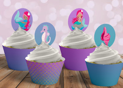 mermaid birthday ideas