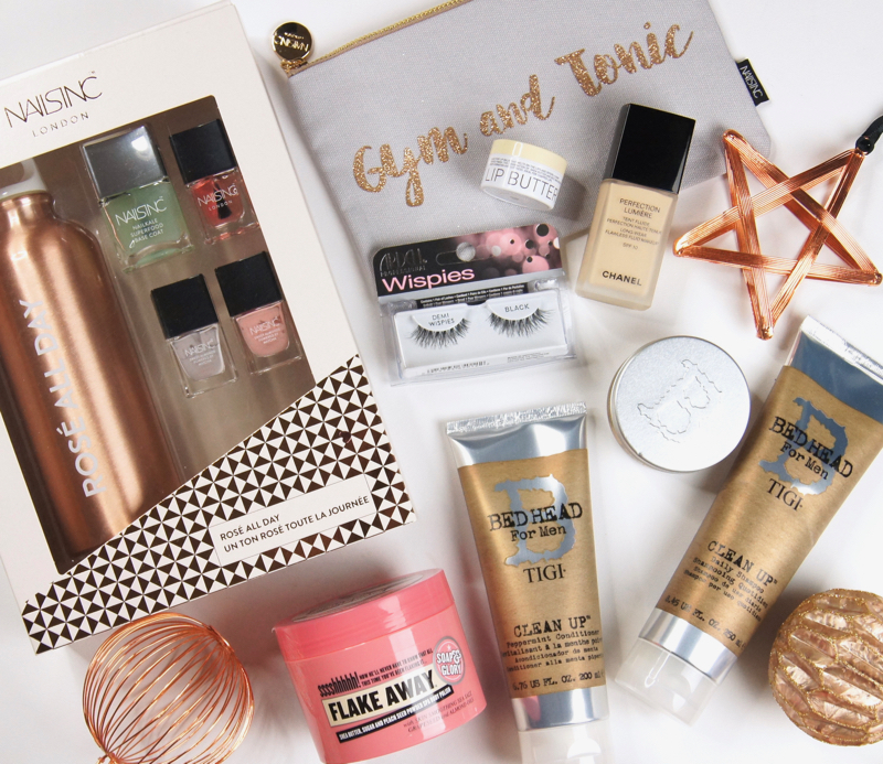 last minute beauty stocking filler gift guide 2016