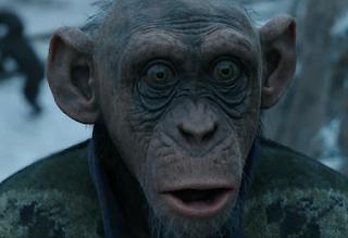 la guerra del planeta de los simios: un par de nuevos spots