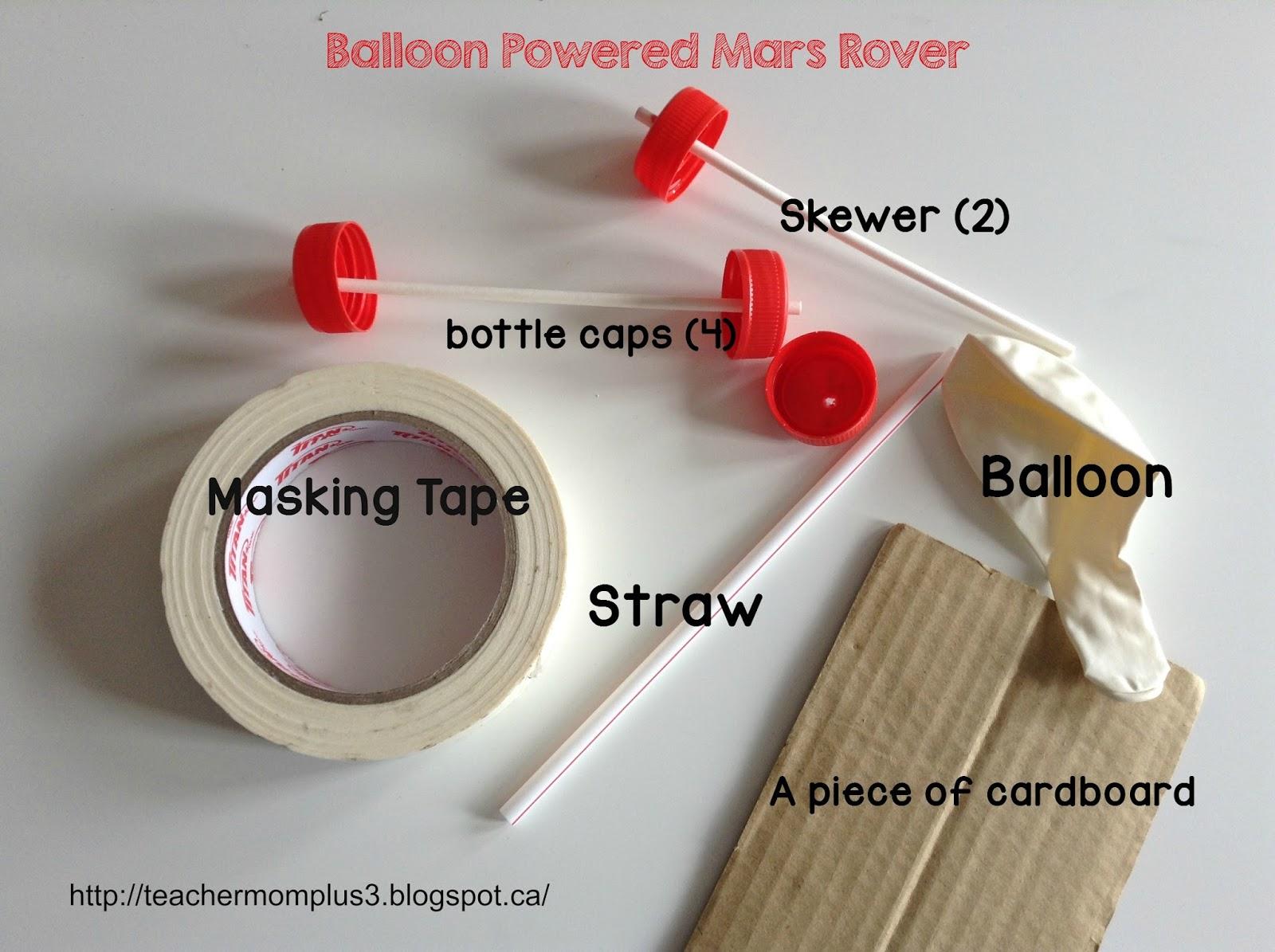 mars rover balloons - photo #22