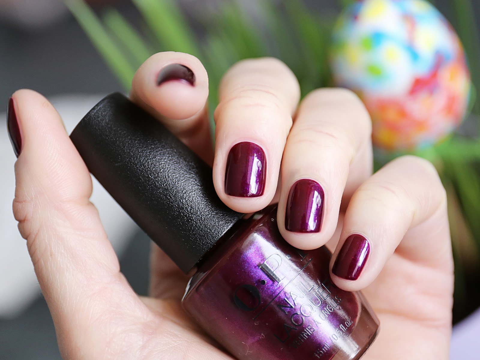 OPI And The Raven Cried Give Me More
