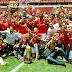 Vídeo: Jogadores do Inter B comemoram conquista da Super Copa Gaúcha
