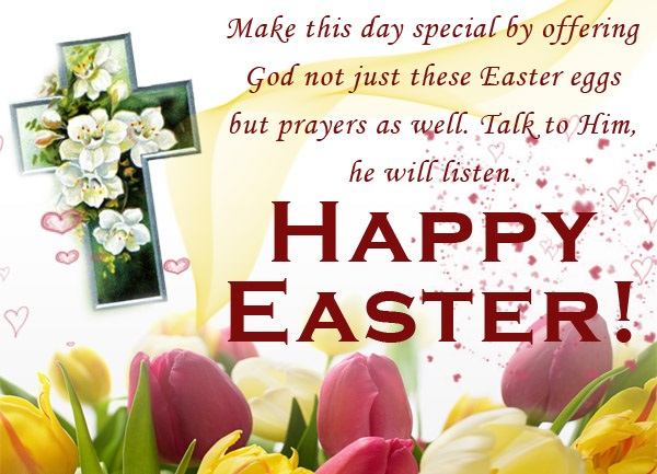 Happy Easter Quotes for Friends