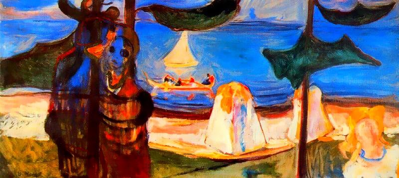 Dia d'estiu (Edvard Munch)