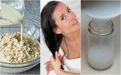 Revitaliser les cheveux avec un conditionneur