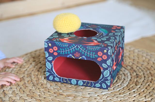 Sehr 3 einfache DIY Montessori-Materialien für Kleinkinder ~ Eltern vom VA44