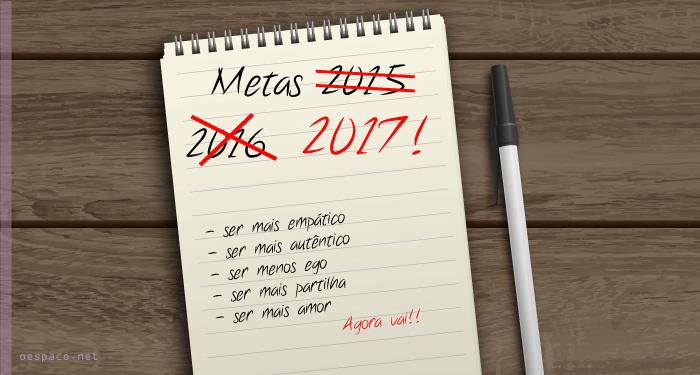 promessas de final de ano