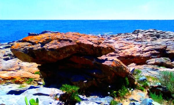 Mar i roques (Toni Arencón Arias)