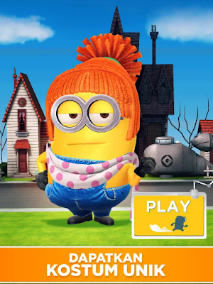 Mod Despicable Me Minion Rush Apk