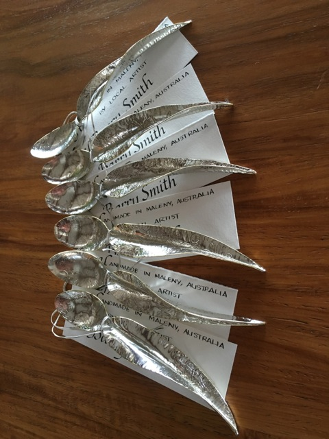 Silver Letter Openers Made In Engand