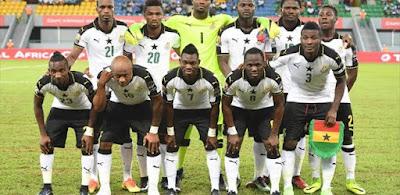 غانا والكونغو