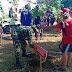 Lestarikan Alam, Koramil 04/jebres Gandeng Relawan Tanam Pohon Dibantaran Sungai Bengawan Solo